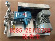 美国猫牌泵CAT2537三缸高压柱塞泵