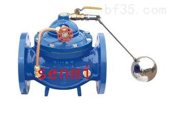 浮球控制阀 遥控浮球阀 水利控制阀