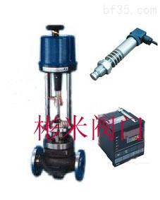 电动压力调节阀工作原理,蒸汽压力调节阀