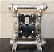 化工用QBY3-10不锈钢耐酸气动隔膜泵