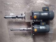 长久耐用 微小型点胶机灌胶机螺杆泵 加药泵
