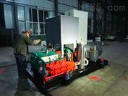 井口装置试压泵 油田油井专用试压车 井口压力测试装置