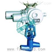 電動焊接截止閥J961H,Y