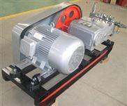 河北鼎兴制造3D-SY 30KW大流量电动试压泵