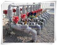 中石化油气田阀门可拆式柔性保温聚能套