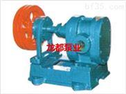 厂销CB-7稠油齿轮泵/高粘度泵/油漆泵/齿轮泵/重油泵3KW口径1.5寸