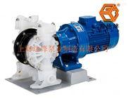 电动隔膜泵DBY3-15SF工程塑料PP材质