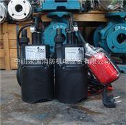 TPS-50S(A)鱼池、小型污水处理,经济型塑料家用潜水泵