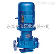 CQG32-125L-CQG型立式磁力管道泵