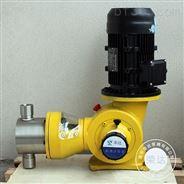 J-Z系列柱塞式计量泵 J-Z500/1.6化工计量加药泵 耐腐蚀计量泵