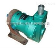 YCY14-1B斜盤式壓力補償變量柱塞泵/馬達
