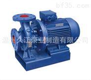 ISW/ISWR卧式管道离心泵