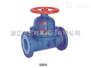 供應襯氟隔膜閥G41F46-10C