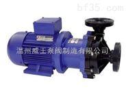 威王:CQF型驅動泵工程塑料磁力泵