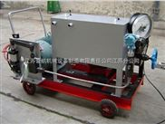 3D-SY400MPa超高压试压泵 三缸卧式电动泵 专业超高压电动试压泵厂家
