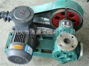 NCB12/0.5内啮合高粘度齿轮泵