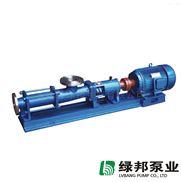GF型不锈钢加药螺杆泵GF35-1