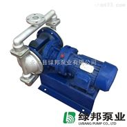 DBY不銹鋼電動雙隔膜泵
