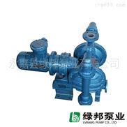 DBY衬氟防爆电动隔膜泵|溶剂泵