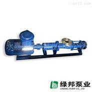 厂家直销G型不锈钢防爆单螺杆泵