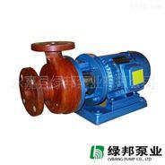 绿邦S型玻璃钢耐酸化工泵