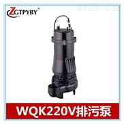 粉碎排污泵 外聘多位国外工程师 粉碎排污泵型号
