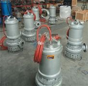 不锈钢排污泵|耐腐蚀污水泵|沉淀池废水泵