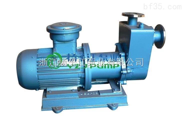 zcq防爆不銹鋼自吸磁力泵 耐腐蝕自吸磁力泵 zmd自吸磁力泵