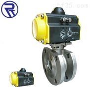 Q671F對夾氣動球閥