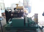 油田井口压力遥控 遥控压力远程控制装置 移动车载试压泵