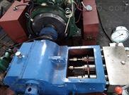 油井专用试压泵 油田井口完工试压 车载式移动试压系统