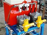 管材水压试压泵——老式QY气动试压泵
