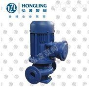 YG32-125立式管道油泵,单级立式油泵,高温管道油泵