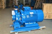 ISW型管道臥式離心清水泵