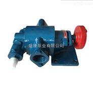 *泊头盛唐kcb-18.3型号铸铁小型齿轮油泵