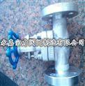 F304材質鍛鋼法蘭閘閥