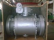 Q347-三段式高壓鍛鋼球閥