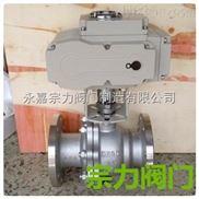 开关型电动球阀、电动铸钢球阀、电动铸钢阀门Q941F-16C DN150