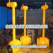 Q361F-埋地式全焊接球閥