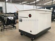 220V燃氣發電機10KW價格