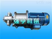 無泄漏磁力圓弧齒輪泵用于揮發性液體的輸送零泄漏