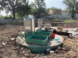 商丘污水提升泵站質量