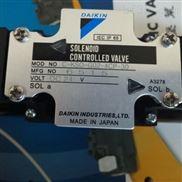 大金DAIKIN电磁阀可动铁芯8带动芯轴7