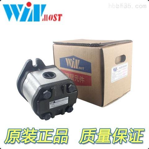 液压泵和齿轮泵液压马达的安装峰昌WINMOST