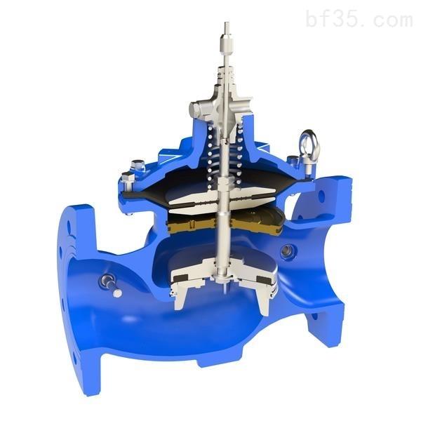 以色列原厂多若特DOROT液压控制阀500系列