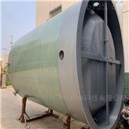 無人值守玻璃鋼一體化泵站