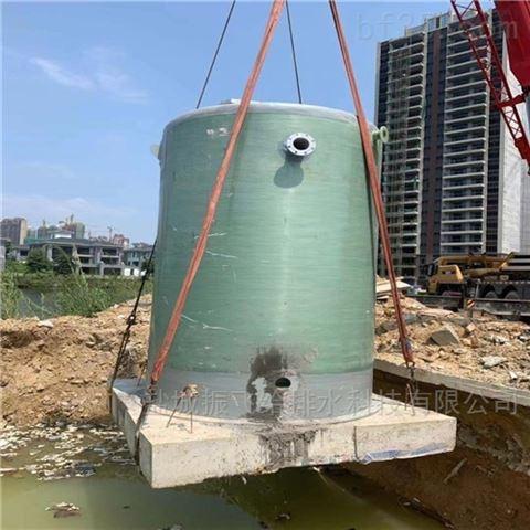 污水處理設備地埋式一體化污水提升泵站