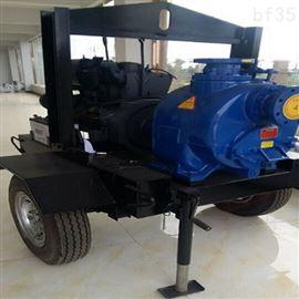 P型柴油机户外自吸泵