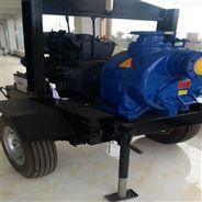 高吸程柴油机自吸泵