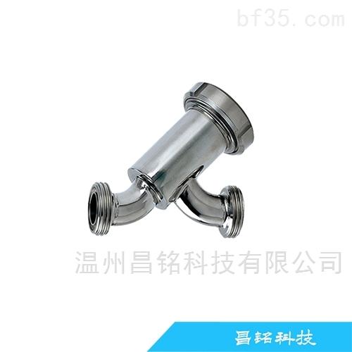 卫生级不锈钢过滤器管件